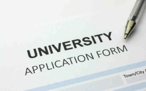 Applying to Universities